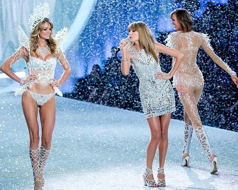 Clip toan bo show 2013 cua Victoria's Secret hinh anh
