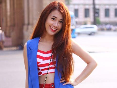 Hot girl Ngoc Thao khong tham gia 'Tiem banh hoang tu be 3' hinh anh