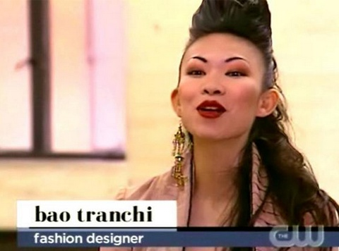 GK America's Next Top Model ngoi ghe nong Project Runway hinh anh