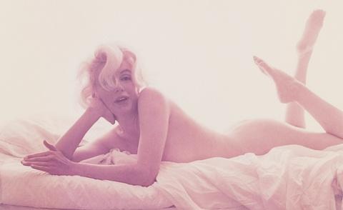 Dau gia nhung buc anh cuoi cung cua Marilyn Monroe hinh anh
