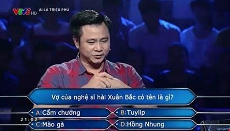 Nhung su co kho tin cua MC Lai Van Sam va Ai la trieu phu hinh anh