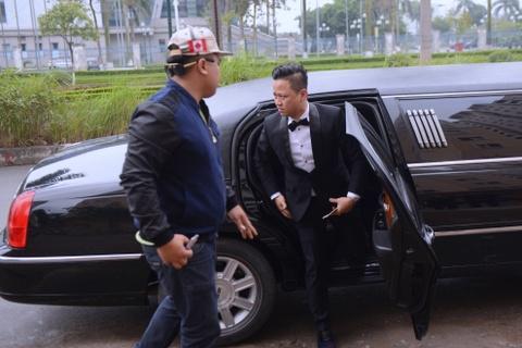 Chu re di limousine trong le an hoi a hau Tra My hinh anh 5