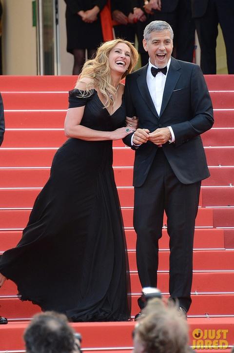 Julia Roberts di chan tran, pha luat tham do Cannes hinh anh 3