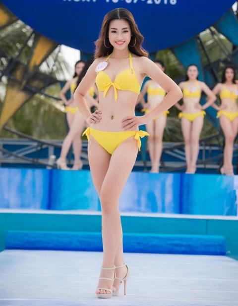 Thi sinh HHVN mac bikini thi Nguoi dep bien hinh anh 15