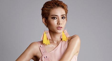 Kim Nha Next Top ke chuyen tim duoc bo de qua Facebook hinh anh