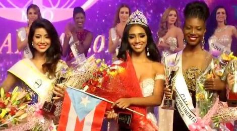 Nguoi dep Puerto Rico dang quang Hoa hau Lien luc dia 2016 hinh anh