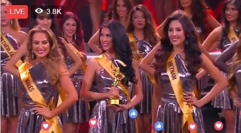 Nguyen Loan lot top 20 va dien bikini o chung ket hinh anh