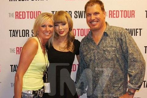 Tiet lo buc anh Taylor Swift cho rang bi sam so hinh anh