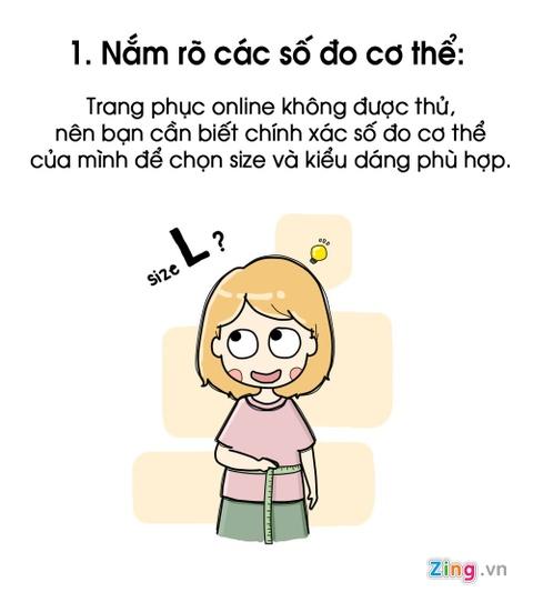 7 dieu nen nho de khong tro thanh tham hoa mua sam online hinh anh 1