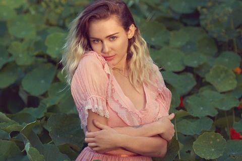 Miley Cyrus 'day thi thanh cong'? hinh anh