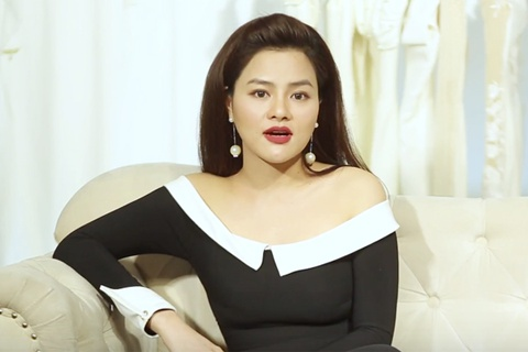 Vu Thu Phuong noi ve viec tu bo nghe mau va cuoc song hanh phuc hien tai hinh anh