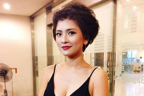 Thuy An chia se ve canh tinh cam voi Viet Anh trong 'Nguoi phan xu' hinh anh