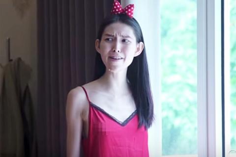 Next Top Model thanh minh chuyen thi sinh khong mac ao nguc hinh anh