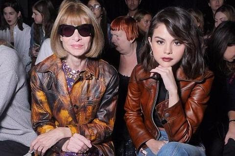 Selena Gomez lanh lung ben 'nguoi dan ba quyen luc' lang thoi trang hinh anh