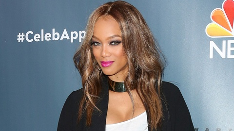 Tyra Banks quay lai lam host Next Top Model My hinh anh