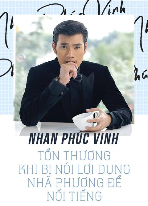 Nhan Phuc Vinh: Ton thuong khi bi noi loi dung Nha Phuong de noi tieng hinh anh 1
