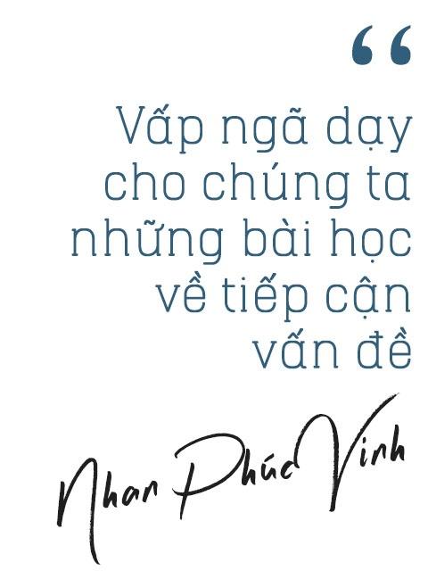 Nhan Phuc Vinh: Ton thuong khi bi noi loi dung Nha Phuong de noi tieng hinh anh 4