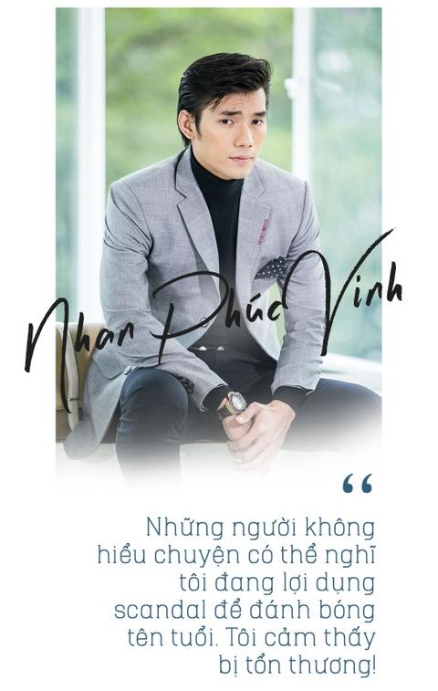 Nhan Phuc Vinh: Ton thuong khi bi noi loi dung Nha Phuong de noi tieng hinh anh 8