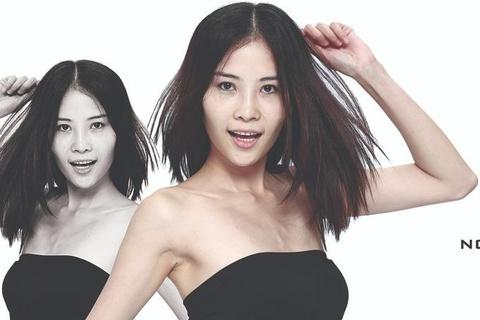 Nhung guong mat vao top 35 The Face Vietnam hinh anh