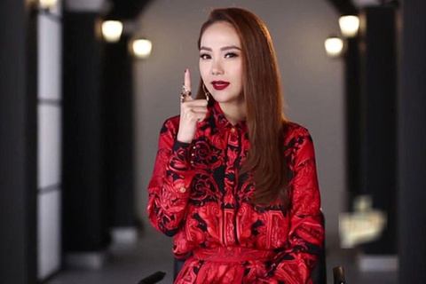 The Face 2018: Minh Hang tuyen bo 'ban nat' team chan dai hinh anh