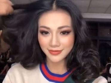 Hoa hau Phuong Khanh: 'Miss Earth thi khong the chong lung, mua giai' hinh anh