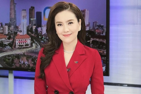 'Co gai thoi tiet' Mai Ngoc: Nhan sac khong phai la yeu to quyet dinh hinh anh
