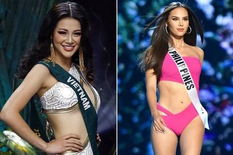 6 nữ hoàng sắc đẹp của năm 2018: Hoa hậu Philippines rực rỡ nhất