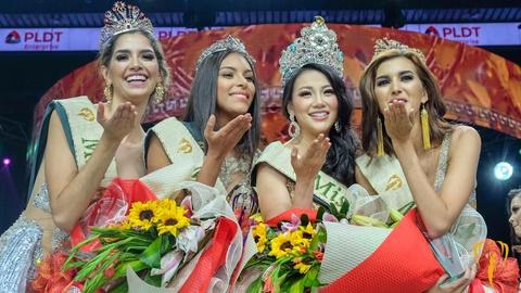 6 nu hoang sac dep cua nam 2018: Hoa hau Philippines ruc ro nhat hinh anh 10