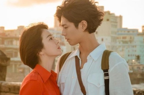 Vi sao 'Encounter' cua Song Hye Kyo dan bi khan gia quay lung? hinh anh