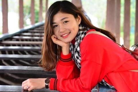 Nhan sac van dong vien dua thuyen 9X du thi Hoa hau Ban sac Viet 2019 hinh anh
