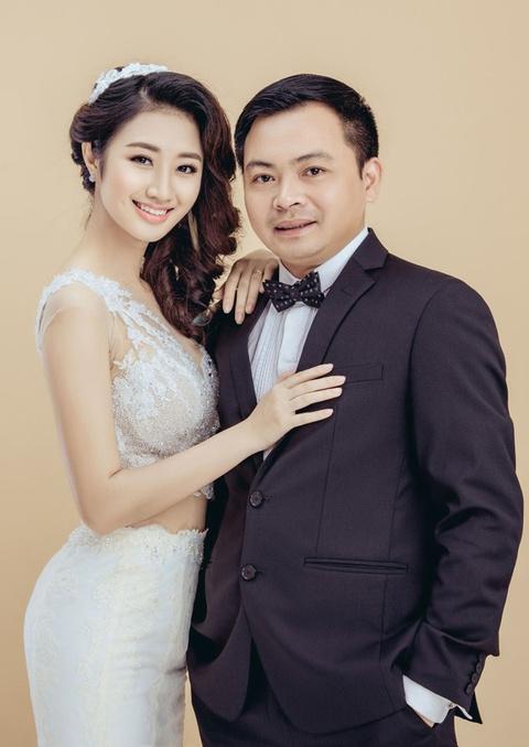 Hoa hau Thu Ngan: 'Kem chong 19 tuoi nhung toi khong phai nhun nhuong' hinh anh 1