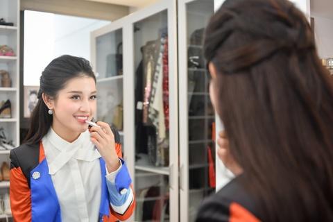 A hau Huyen My: 'Neu 30 tuoi chua lay chong, toi se khong ket hon' hinh anh 2