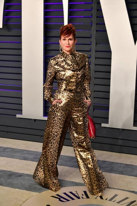 Sofia Vergara mac vay nang nguc tao bao o tiec hau Oscar 2019 hinh anh 7