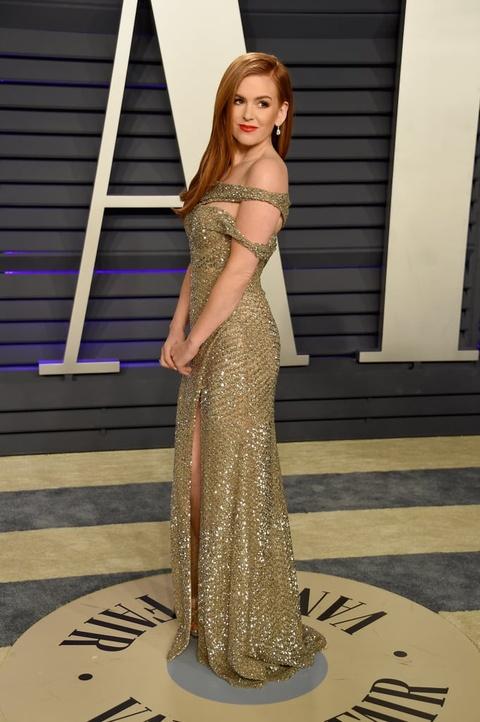 Sofia Vergara mac vay nang nguc tao bao o tiec hau Oscar 2019 hinh anh 8
