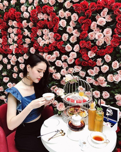 Em gai Mai Phuong Thuy cao 1,78 m, xinh dep va mac sanh dieu hinh anh 9
