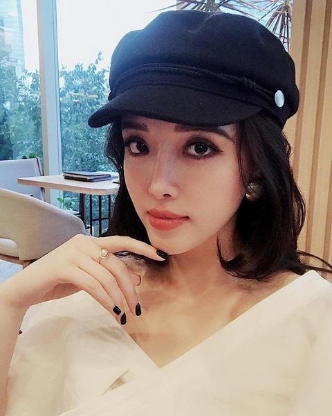 Em gai Mai Phuong Thuy cao 1,78 m, xinh dep va mac sanh dieu hinh anh 7