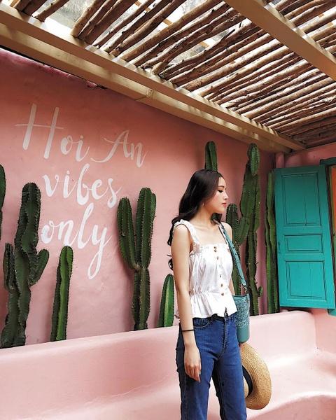 Em gai Mai Phuong Thuy cao 1,78 m, xinh dep va mac sanh dieu hinh anh 11