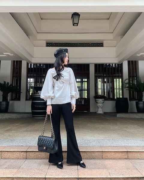 Em gai Mai Phuong Thuy cao 1,78 m, xinh dep va mac sanh dieu hinh anh 3