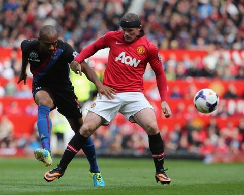 MU cam on ban linh cua Rooney hinh anh