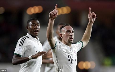 Bayern hen doi bong cua Ro 'vau' tranh Cup the gioi hinh anh