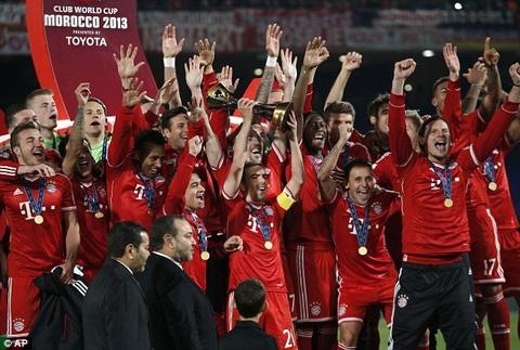 Bayern hoan tat cu an 5 trong nam 2013 hinh anh
