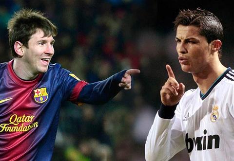 Messi xuat sac hon Ronaldo trong nam 2013 hinh anh
