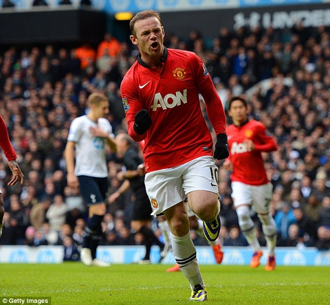 Real khien M.U noi khung khi hoi mua Rooney hinh anh