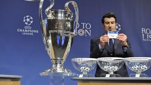 Lo ket qua boc tham tu ket Champions League truoc gio G hinh anh