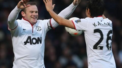 West Ham 0–2 M.U: Rooney tai hien sieu pham Beckham nam 1996 hinh anh