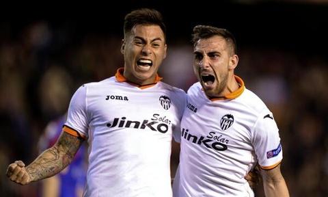 Europa League: Valencia nguoc dong kho tin hinh anh