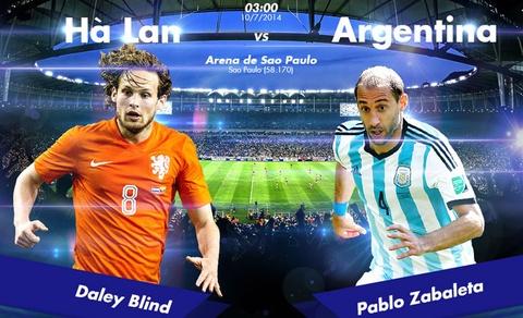 Argentina - Ha lan: Nhay dieu tango giua loc cam hinh anh