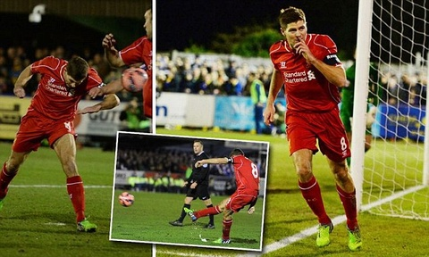 Highlights: Wimbledon 1-2 Liverpool hinh anh