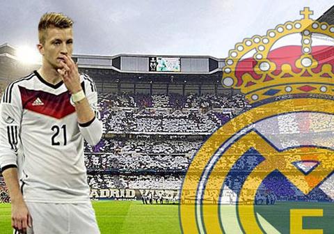 Real Madrid dat thoa thuan mua Marco Reus hinh anh