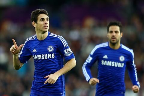Swansea 0-5 Chelsea: Bao ve ngoi dau bang tran mua ban thang hinh anh